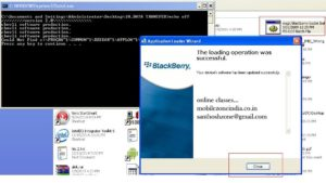 Blackberry Software Tips